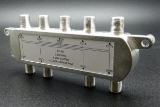 diplex cable splitter